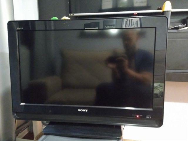 Tv Sony Bravia LCD 32 polegadas - Foto 2