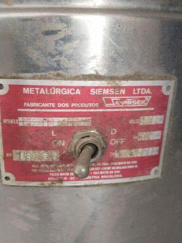 Descascador de batatas industrial - Foto 3