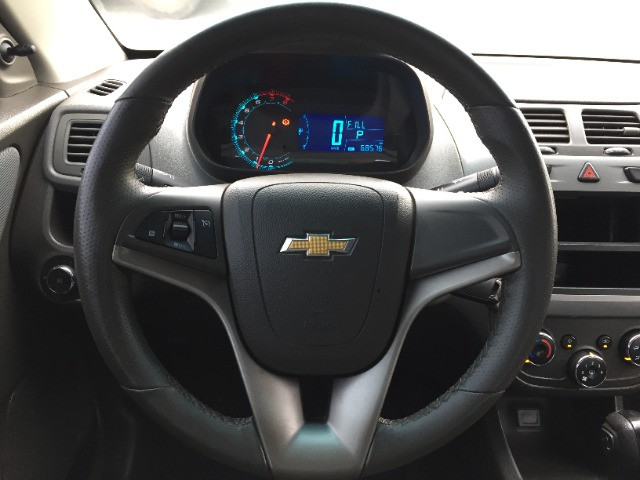 Chevrolet Cobalt Lt Flex 2013 Completo Automático - Foto 8