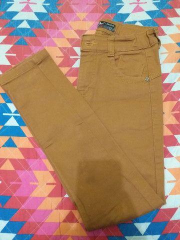 Calças jeans masculina  - Foto 4