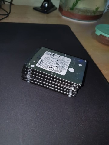 HD Notebook 500GB - Foto 3
