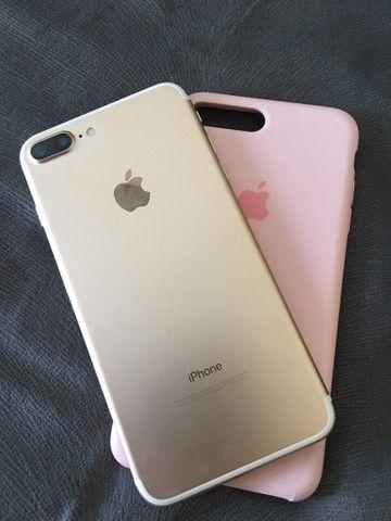Vendo iPhone 7 Plus 128gb - Foto 2