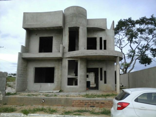 Casa em construção. Condomínio fechado - Foto 3
