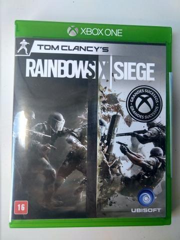 Jogo Xbox one original novíssimo