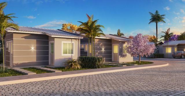 Casa - 2/4 - Terreno de 216² (9 por 24) - Reserva Paraty - próximo a Av Artêmia Pires