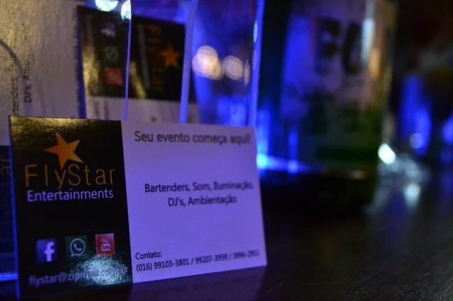 Bartender, Barman, Coquetel, Drinks, Caipirinhas, Bebidas Festas - Foto 4