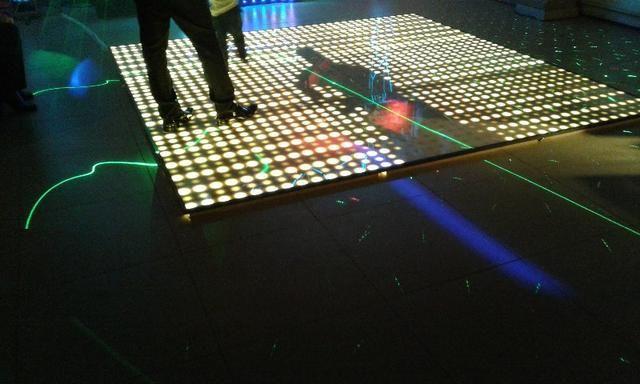 Pista Led Dance Floor - Foto 5