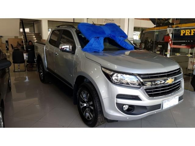CHEVROLET  S10 2.5 LTZ 4X4 CD 16V FLEX 2019