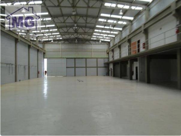 Galpão para alugar, 990 m² por R$ 15.000/mês - Cabiúnas - Macaé/RJ