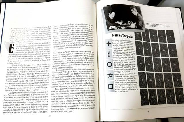 Livro Poderes da Mente - Capa dura - Foto 3