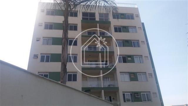 Apartamento à venda com 2 dormitórios em Tanque, Rio de janeiro cod:848291