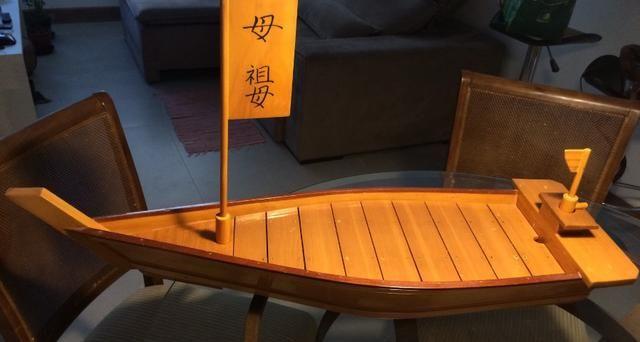 Barca de comida Japonesa
