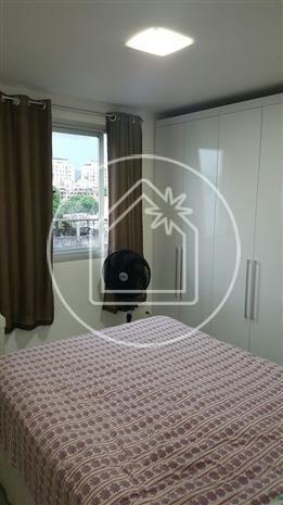 Apartamento à venda com 2 dormitórios em Tanque, Rio de janeiro cod:848291 - Foto 14