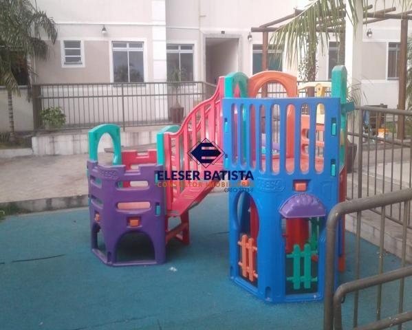 Apartamento à venda com 2 dormitórios em Parque valence, Serra cod:AP00161 - Foto 13