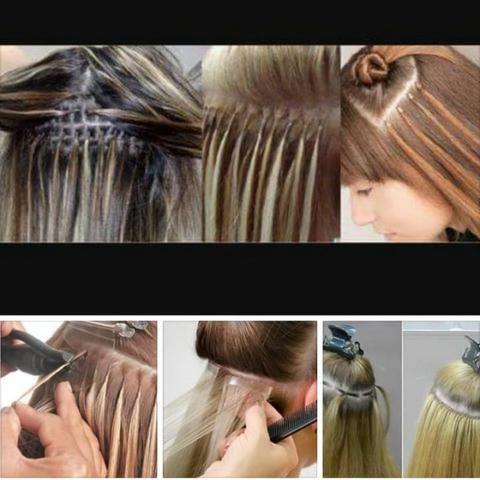 Mega hair ( Implante) E confecçao de nano pele