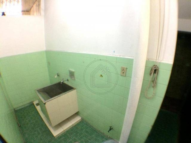 Grajaú, rua araxá ,casa com 5 dormitórios à venda, 200 m² por r$ 790.000,00 - grajaú - rio - Foto 17