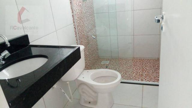 Casa residencial à venda, Cidade dos Funcionários, Fortaleza. - Foto 12
