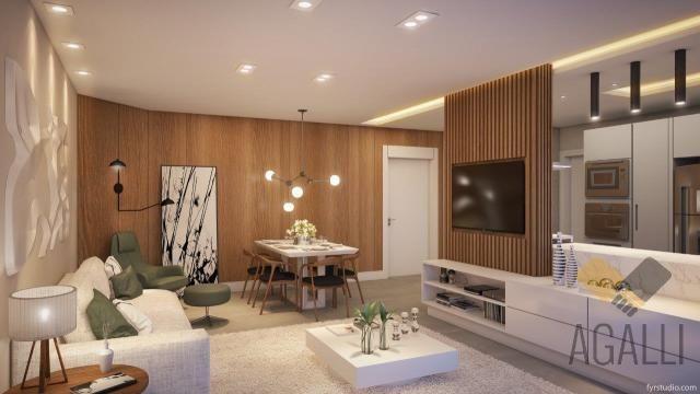 Apartamento à venda com 3 dormitórios em Água verde, Curitiba cod:21925 - Foto 4