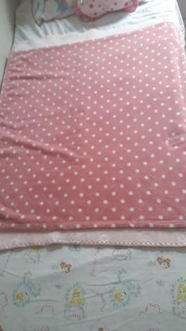 2 cobertores infantis