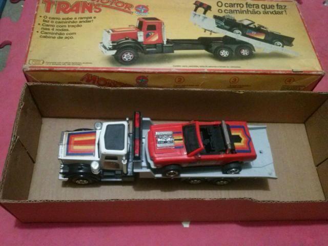 Trans Motors da estrela anos 80