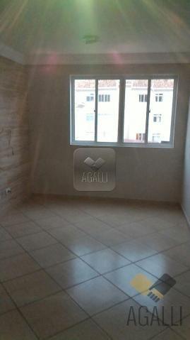 Apartamento à venda com 2 dormitórios em Sítio cercado, Curitiba cod:461-18 - Foto 5