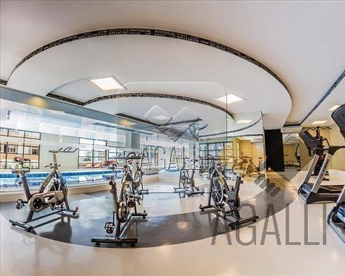 Apartamento à venda com 2 dormitórios em Vila izabel, Curitiba cod:439-18 - Foto 3