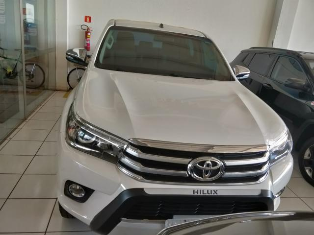TOYOTA HILUX 2016/2017 2.8 SRX 4X4 CD 16V DIESEL 4P AUTOMATICO