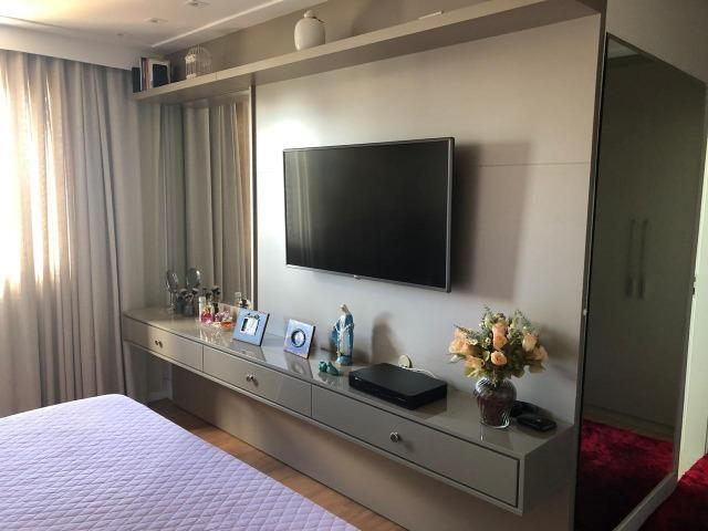 Apartamento Premiato Mobiliado Andar alto 3 vagas com deposito - Foto 17