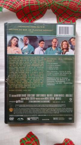 Dvd: Plantão Médico, Disco 5 Da Primeira Temporada - Foto 2