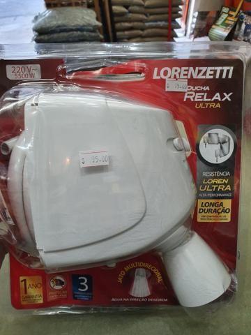 Chuveiro Lorenzetti Ducha Relax 220v