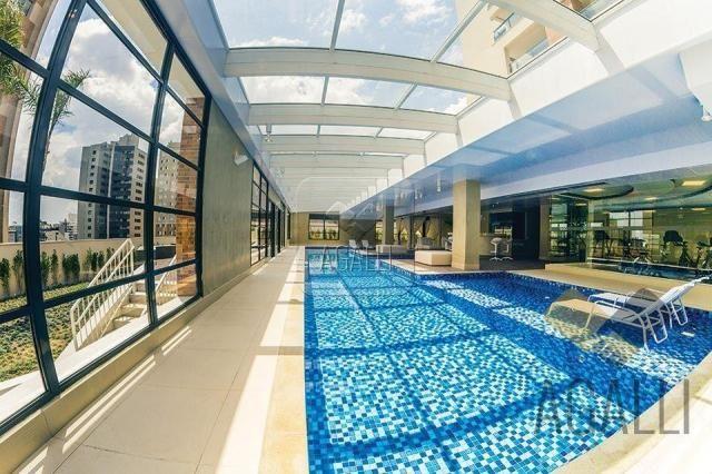 Apartamento à venda com 2 dormitórios em Vila izabel, Curitiba cod:439-18 - Foto 2