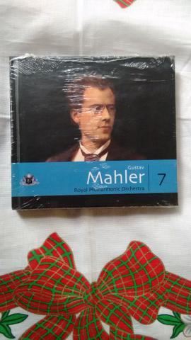 Cd: Coleção Folha De Música Clássica, Cd 7, Mahler.