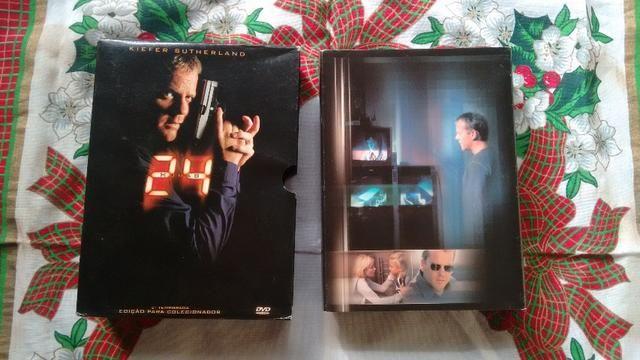 Dvd: Box 24 Horas 3 Temporada Digipak - Foto 3