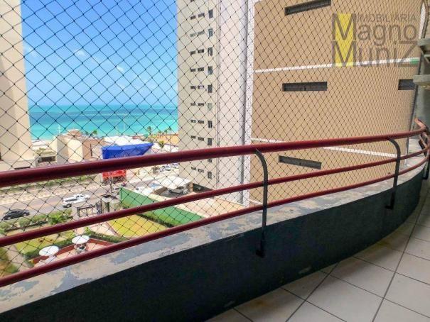 Apartamento com 2 dormitórios à venda por r$ 360.000 - praia de iracema - fortaleza/ce - Foto 15