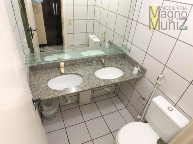 Apartamento com 2 dormitórios à venda por r$ 360.000 - praia de iracema - fortaleza/ce - Foto 20