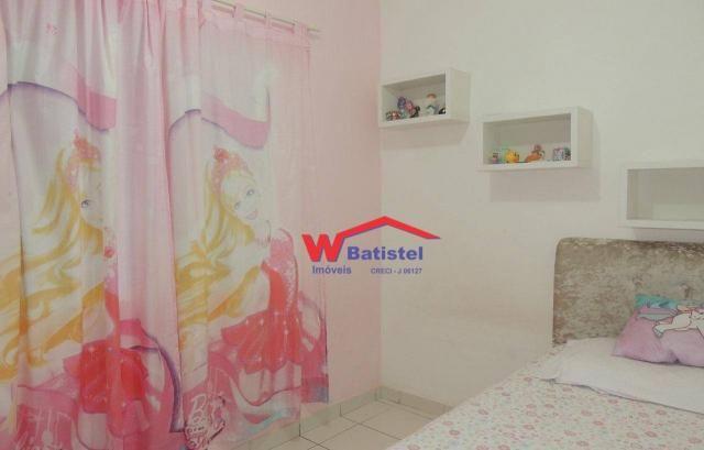 Casa com 3 dormitórios à venda, 50 m² por r$ 198.000 - rua jaguariaíva nº 288 - vila são j - Foto 15