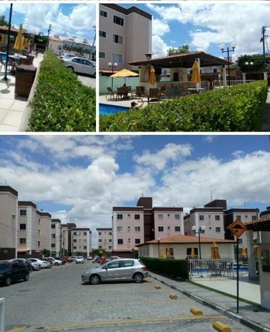 Vendo um Apartamento de 2/4 1 banheiro social, no Solar Sim - Foto 4