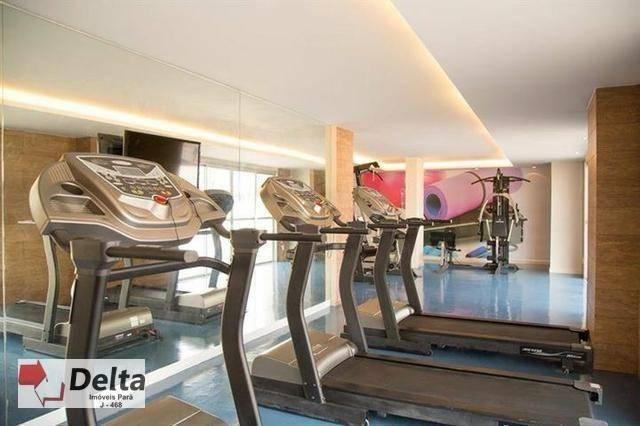Varanda castanheira. apartamento com 2 dormitórios para alugar, 68 m² por r$ 1.650/mês - a - Foto 12