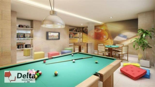 Varanda castanheira. apartamento com 2 dormitórios para alugar, 68 m² por r$ 1.650/mês - a - Foto 10
