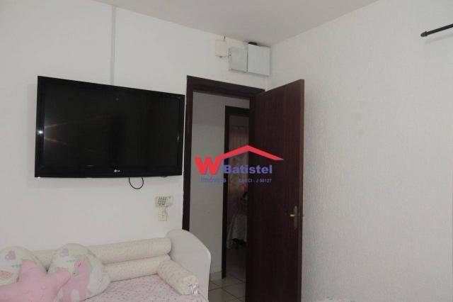 Casa com 3 dormitórios à venda, 50 m² por r$ 198.000 - rua jaguariaíva nº 288 - vila são j - Foto 12