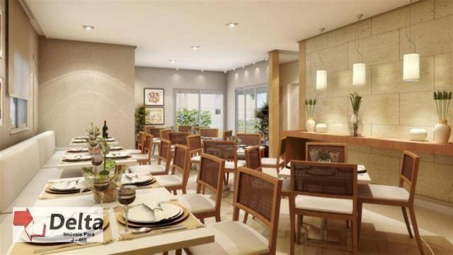 Varanda castanheira. apartamento com 2 dormitórios para alugar, 68 m² por r$ 1.650/mês - a - Foto 9