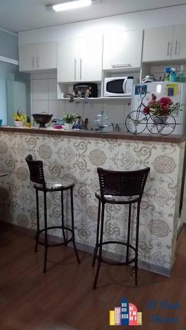 Ap00494 - apartamento disponível para locação no cond. ilhas do mediterrâneo em barueri. - Foto 3