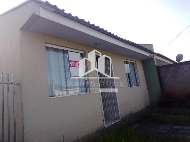 Casa à venda com 2 dormitórios em Estados, Fazenda rio grande cod:CA00124 - Foto 2