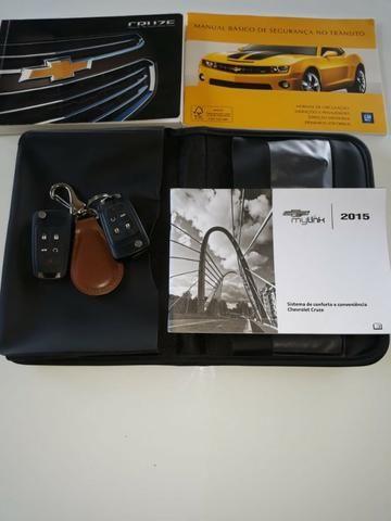 Chevrolet Cruze LTZ 2015 Automático - Foto 5