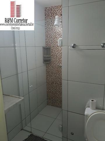 Apartamento por Temporada na Praia do Futuro em Fortaleza-CE (Whatsapp) - Foto 17