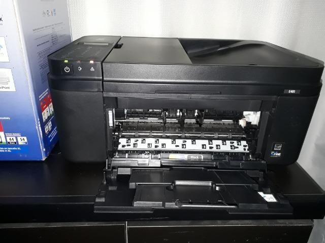 Impressora Multifuncional Canon e481 /wi-fi - Foto 5