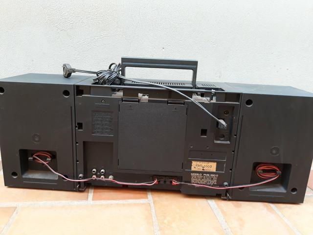 Micro system philco hitachi - Foto 2