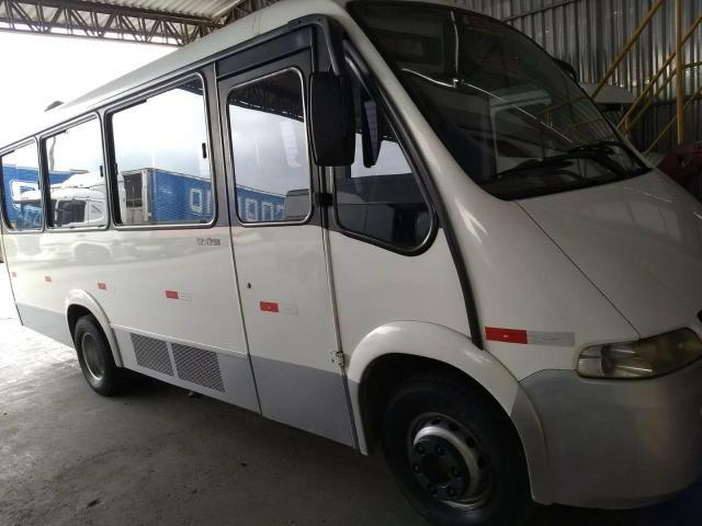 Micro ônibus iveco/Cityvlass 22 lugares 2004