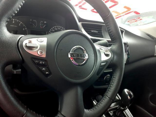 Nissan Sentra Sv 2.0 Flexstart 16v Automático - Foto 15