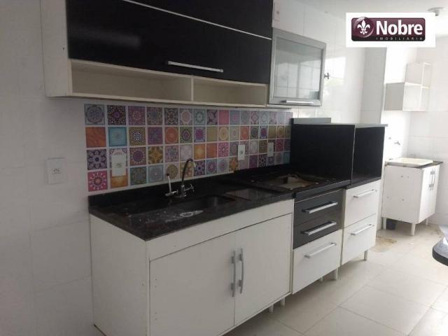 Apartamento com 2 dormitórios para alugar, 70 m² por r$ 995,00/mês - plano diretor sul - p - Foto 10